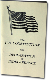 Pocket Constitution Book